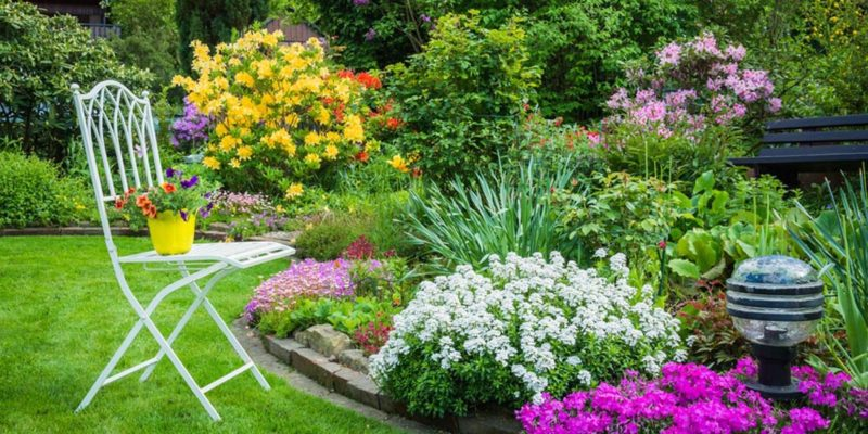 giardino elegante